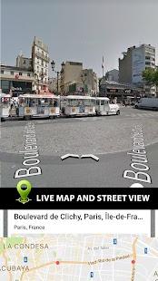 Street View Live - Global Satellite World Maps - náhled