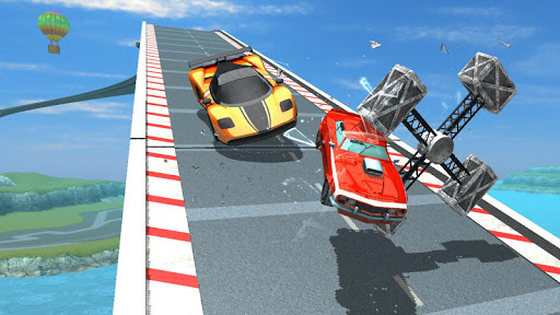 Mega Ramp Car Racing :  Impossible Tracks 3D 1.6 screenshots 2
