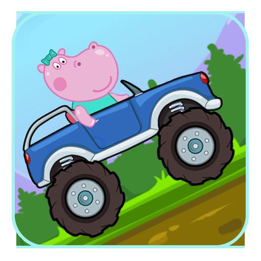 儿童怪物卡车 賽車遊戲 App LOGO-硬是要APP