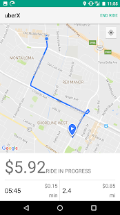 Meter for Uber and Lyft- screenshot thumbnail