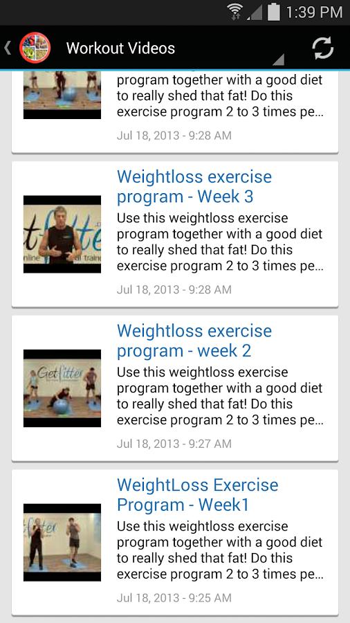 10 Best Weight Loss Diet Plans Screenshot