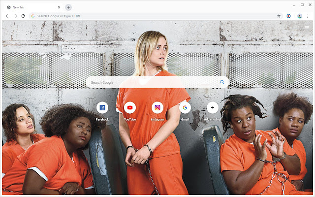 New Tab - Orange Is the New Black