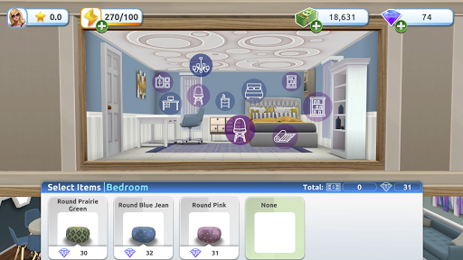 Télécharger Holly's Home Design APK MOD (Astuce) screenshots 5