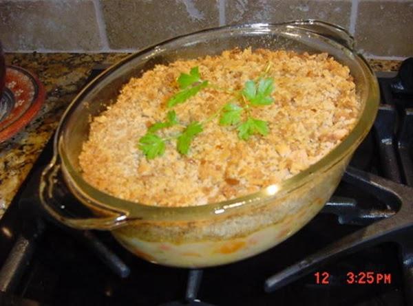 Cool Carrot Casserole Recipe