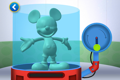 Squish: Mickey Mouse Clubhouse- screenshot thumbnail