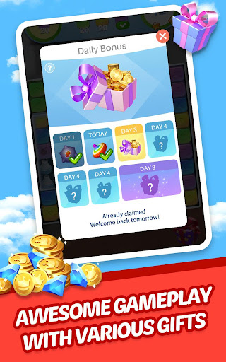 Lucky Diamond u2013 Jewel Blast Puzzle Game to Big Win  screenshots 10