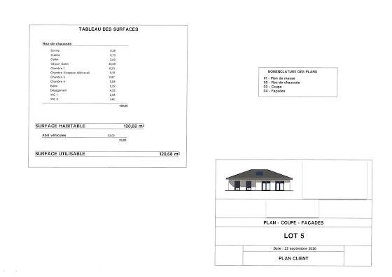 Vente maison 5 pièces 120,68 m2