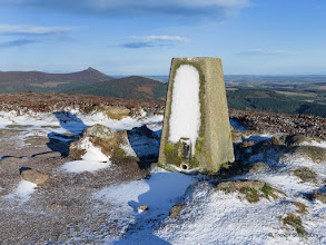 Photo: Bennachie from Cairn William