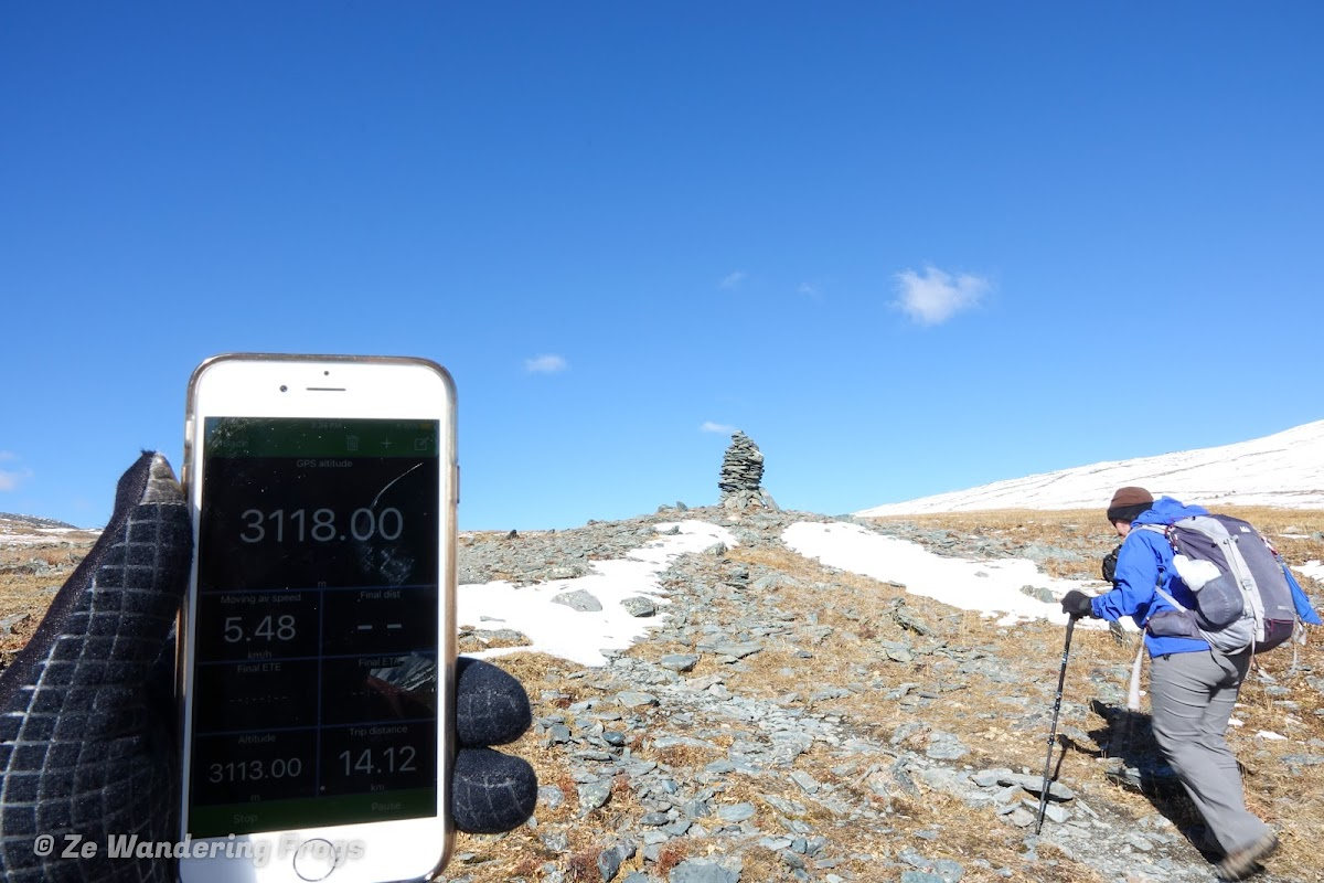 Ultimate. Outdoor Adventure Travel Gear List . iPhone as Altimeter