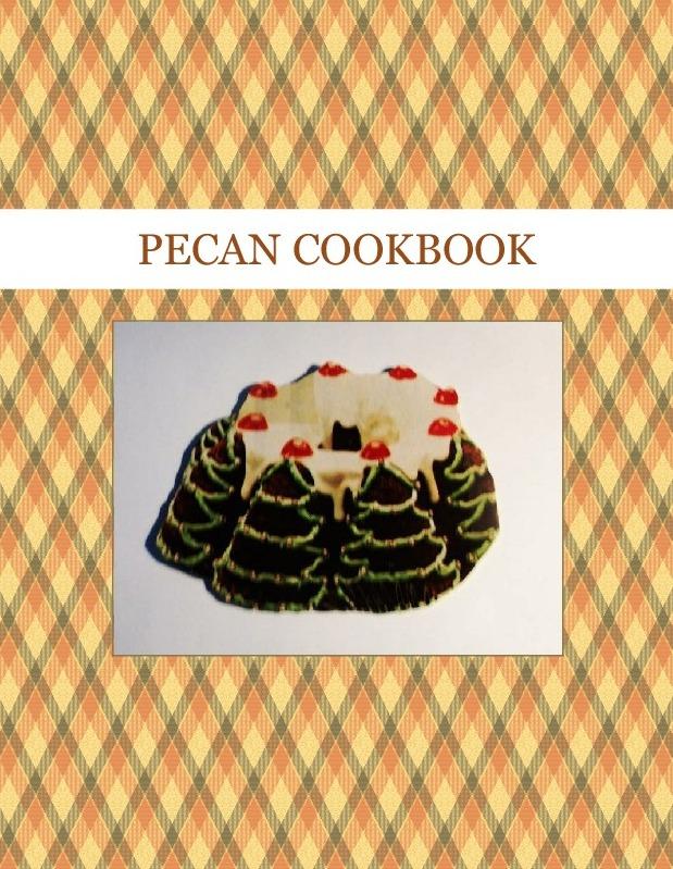 PECAN COOKBOOK