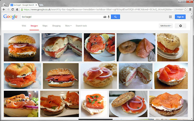 Straight to Full-Size for Google Images™