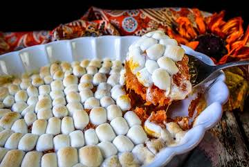 Candied Yams From Scratch
