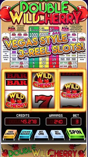 Wild Cherry Double Slots 1.3 screenshots 1