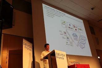 Photo: Devoxx Fr Keynote (picture from Arnaud Heritier)