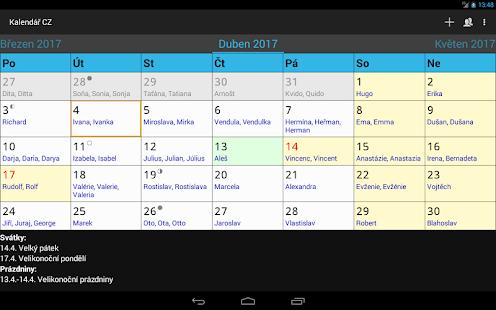 Tải Game Kalendář CZ