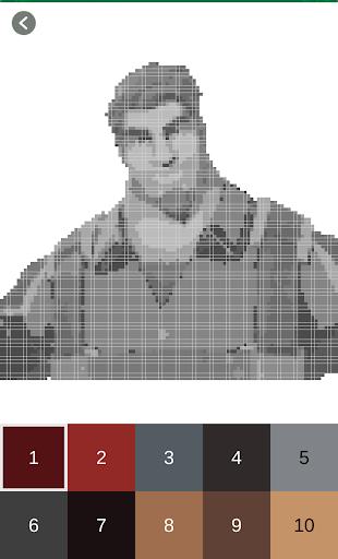 fortnite color by number sandbox pixel art apk download. Black Bedroom Furniture Sets. Home Design Ideas