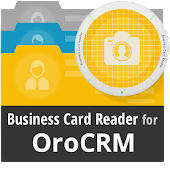Free Business Card Scanner for OroCRM