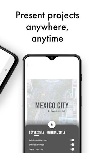 Art Portfolio: Create and download your portfolios screenshot 4