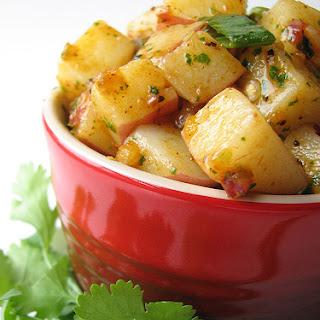 Potato Salad with Chile-Cumin Vinaigrette