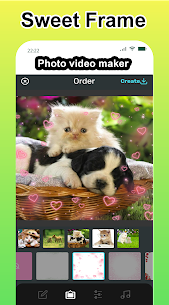 Photo video maker with music, effects for pictures 4