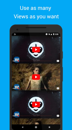 android-youtube-player library for YouTube Apk apps 2