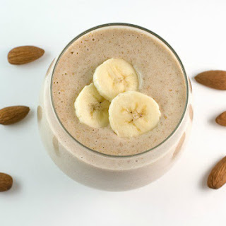 Vanilla Superfood Energy Shake.