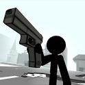 Stickman 3D Shooting icon