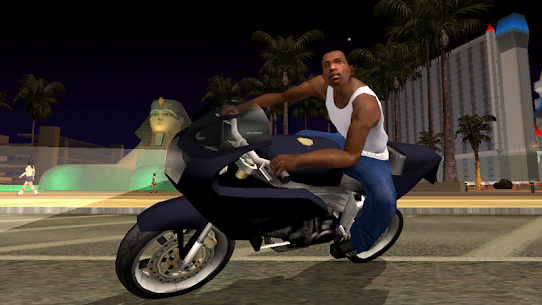GTA San Andreas v2.00 Apk + (Mod, Unlimited Money) 4