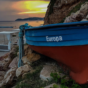 Boat by Foto Graf - Transportation Boats
