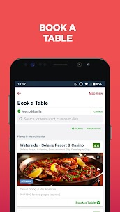 Zomato – Restaurant Finder and Food Delivery App 7