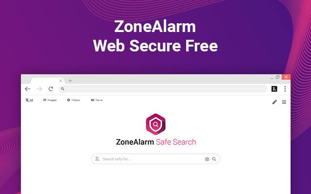 ZoneAlarm Web Secure Free