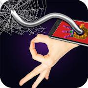 Spider Hero Hand Simulator