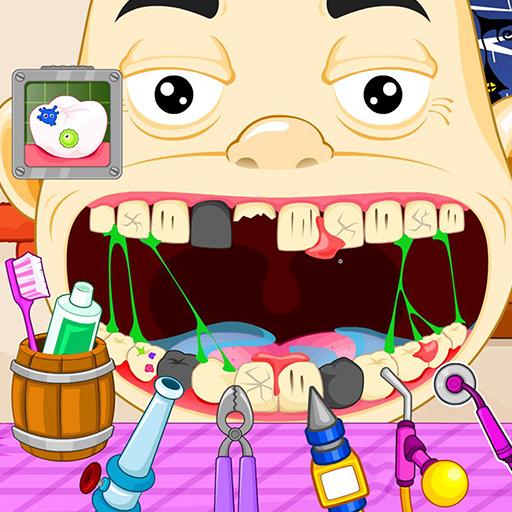 Dentist crazy day Icon
