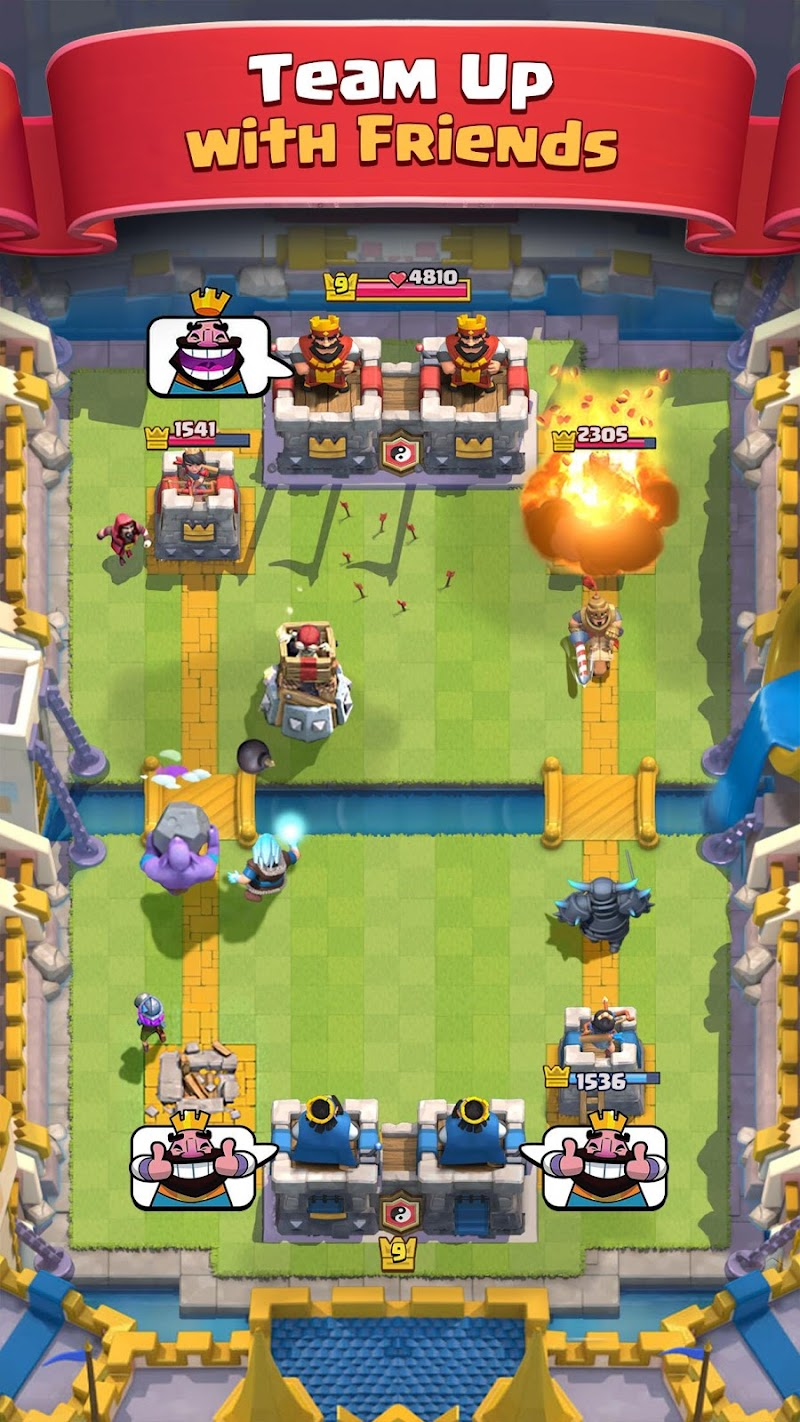 Clash Royale Screenshot 0
