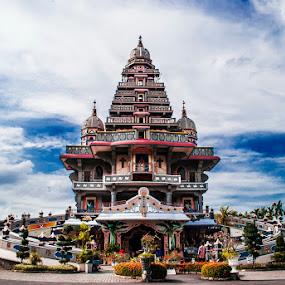 Church by Kesuma Wijaya - Buildings & Architecture Public & Historical