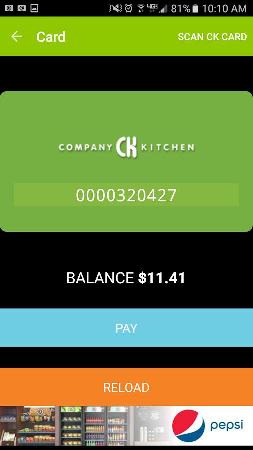 company kitchen screenshot. beautiful ideas. Home Design Ideas