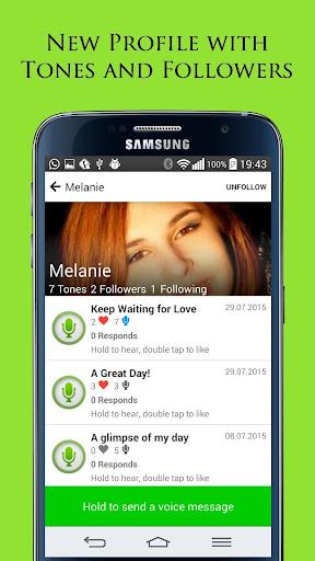 玩免費社交APP|下載Tintone - 談與陌生人 app不用錢|硬是要APP