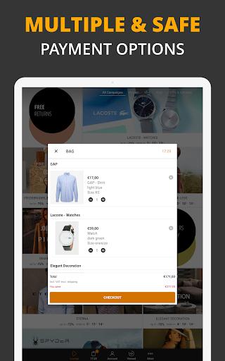 Zalando Lounge - Shopping Club  screenshots 10