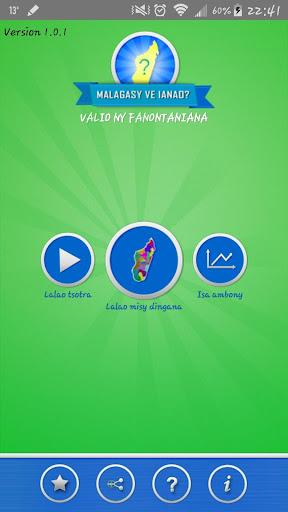 Malagasy ve ianao? 1.1 screenshots 1