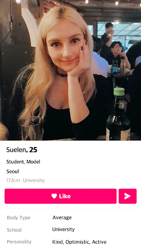 GLAM - Tier Dating screenshot