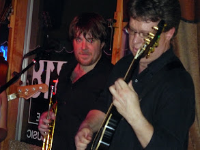 Photo: With 'Havana Hi-Fi' at the 318 Cafe in Excelsior, MN 2011