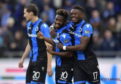 Une nouvelle chanson à Bruges faisant référence au 5-0 contre Anderlecht !