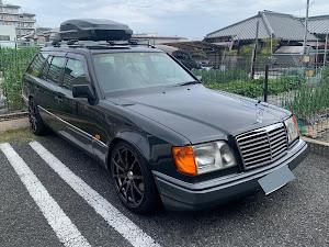 Eクラス ステーションワゴン W124のカスタム事例画像 洒落た乗り物に乗るおじさんさんの2020年05月11日01:11の投稿