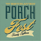 Westhaven Porchfest 2018 icon