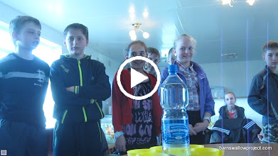 """Video: Kids staying at the Research Station in Karasuk sing us a song after our """"Press Conference"""" where we told them about our work and the US"""