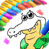 Coloring Book - Kids Drawing