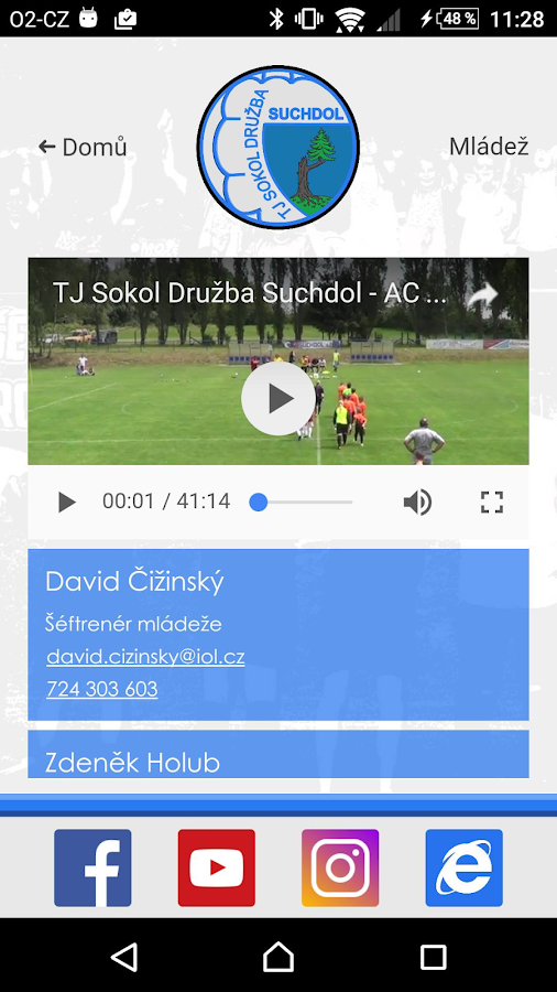 Družba- screenshot