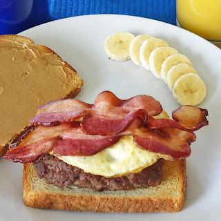 Breakfast Burger.