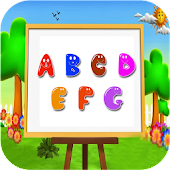 ABCD for Kids - Learn Alphabet