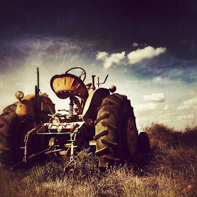 Allis - Chalmers  by Roger  Clay - Instagram & Mobile iPhone
